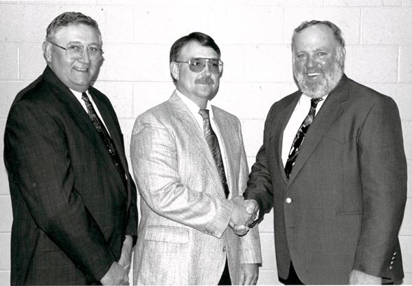1995 Newly/Re-elected Board Members